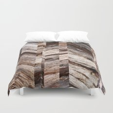 Parquetry No.1 Duvet Cover