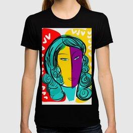 Portrait Sud Light Pop T-shirt