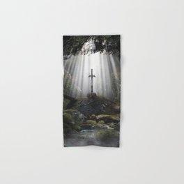 Master Sword in Ruins (Breath of the Wild) Hand & Bath Towel