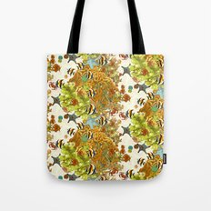 The Great Barrier Reef Tote Bag