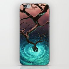 Let it grow iPhone Skin
