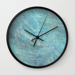 Portal to the Divine: Abstract Graphic Design Wall Clock