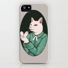 Cat Lip iPhone Case