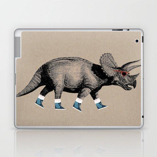 Triceratops Laptop & iPad Skin