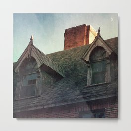 The Ward Metal Print