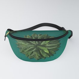 """Caribbean Peppermint"" Fanny Pack"