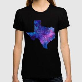 Texas galaxy T-shirt