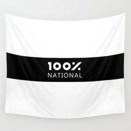 100% National Wall Tapestry