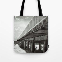 Gold Coast Pier Tote Bag