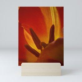 Red Tulip Mini Art Print