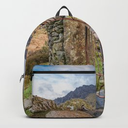 Gate To Tryfan Snowdonia Backpack