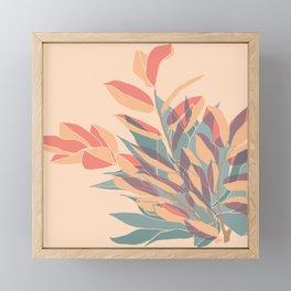 Miraculous Plant Duo Framed Mini Art Print