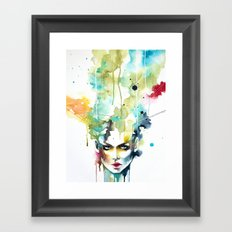 Escape From Reality Framed Art Print