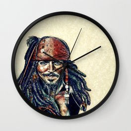 Jack by Indigo East Wall Clock