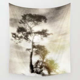 Deadly silence... Wall Tapestry