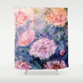 Dreams of Love Shower Curtain