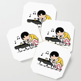 the piano man Coaster