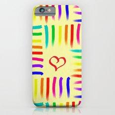 Color Love Slim Case iPhone 6s