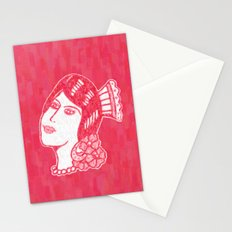 Lady from Spain Stationery Cards
