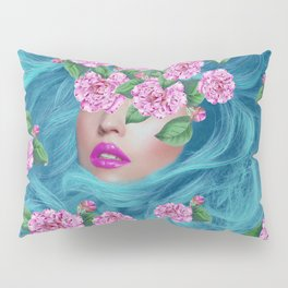 Lady with Camellias Pillow Sham