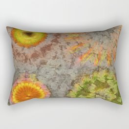 Waganging Architecture Flower  ID:16165-060313-27510 Rectangular Pillow