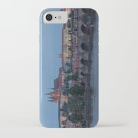 prague iPhone & iPod Cases featuring Prague 4 by Johannes Valkama