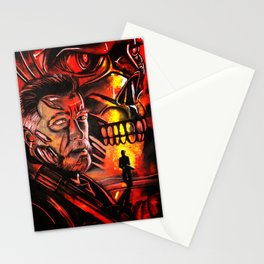 DARK FUTURE Stationery Cards