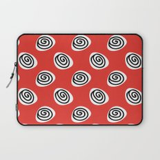 african curls Laptop Sleeve