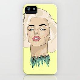 Merilyn Monroe iPhone Case