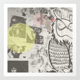 Dots//TwentyTwo Art Print