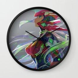 Lady Zero Wall Clock