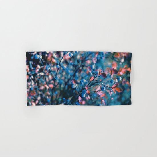 Blueberry Hand & Bath Towel
