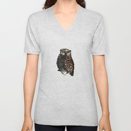 The value of sight and foresight Unisex V-Neck