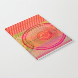 double pink Notebook