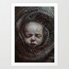 Gigernoch Art Print