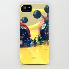 Ladybugs iPhone Case