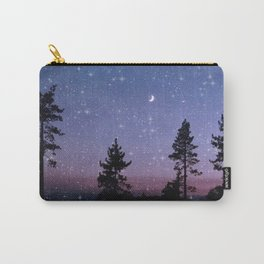 Twilight Forest Carry-All Pouch