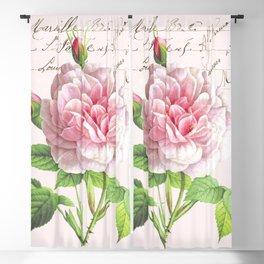 Paris Rose Blackout Curtain