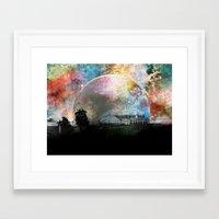 infinite Framed Art Prints featuring Infinite by J.Lauren