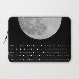 2017 Calendar - Lunar Laptop Sleeve