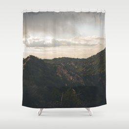 Runyon Canyon Shower Curtain