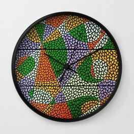 Puzzel Wall Clock