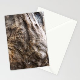 WOOD SKIN Stationery Cards