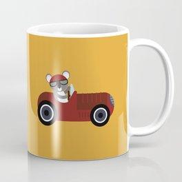 Koala Racer Coffee Mug