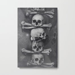 Kutna Hora Metal Print
