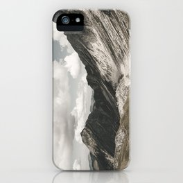 Cathedrals - Landscape Photography iPhone Case