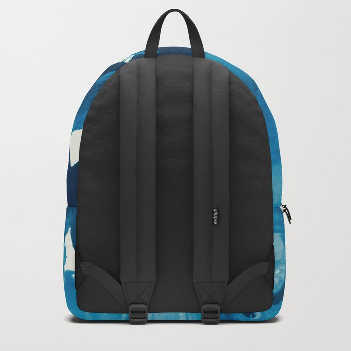 inkblot marble 11 Backpack