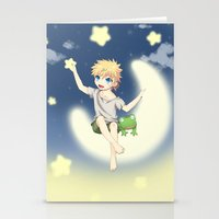 naruto Stationery Cards featuring Naruto by DmDan