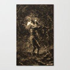 KING LEAR Canvas Print