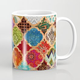 V34 Epic Traditional Colored Artwork Coffee Mug